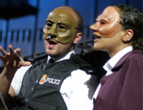 The Geese Company works with masks
