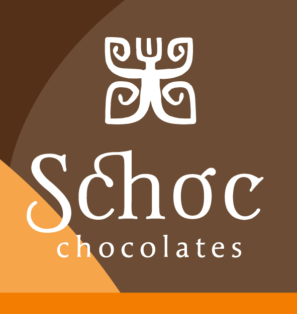 Schoc Chocolates logo