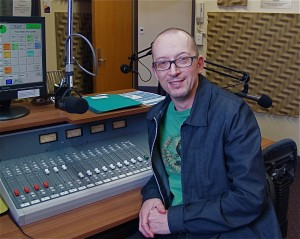 Jeff Harford, Community Liaison at Otago Access Radio
