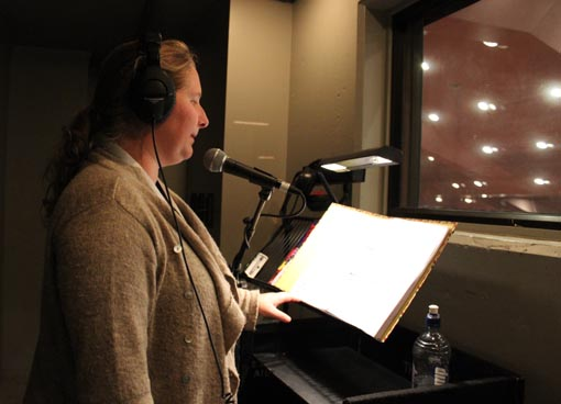 Nicola Owen audio describes New Zealand Opera's The Bartered Bride