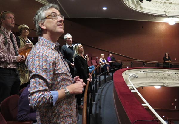 Neil Cox, Chief Executive, Isaac Theatre Royal