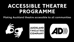 Auckland Theatre Company's Accessible Theatre Programme