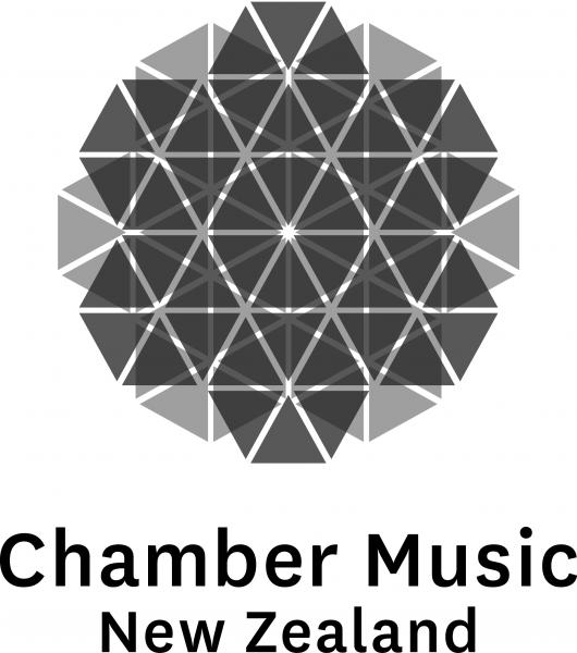 Chamber Music New Zealand logo