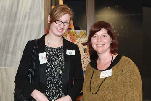 Jacqui Moyes, Arts Access Aotearoa with Megan Coffey, Department of Corrections