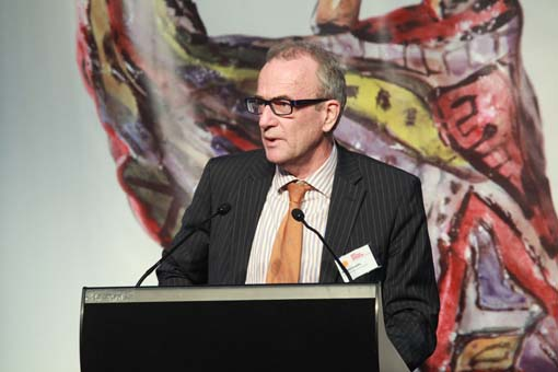 Richard Cunliffe, Chair Arts Access Aotearoa