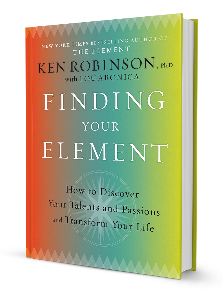 Cover of Finding Your Element by Ken Robinson