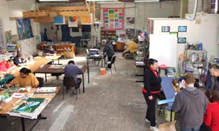 Creative Space provides opportunities for artistic development