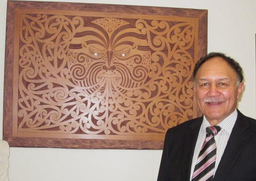 Phil Ngeru, Area Advisor Māori, Southern Region, Department of Corrections